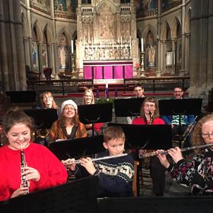 Christmas at St Bartholomew's Church