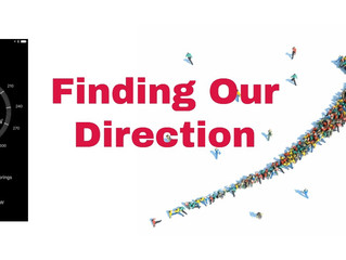 Finding Our Direction