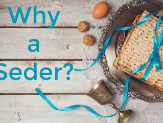Why a Seder?