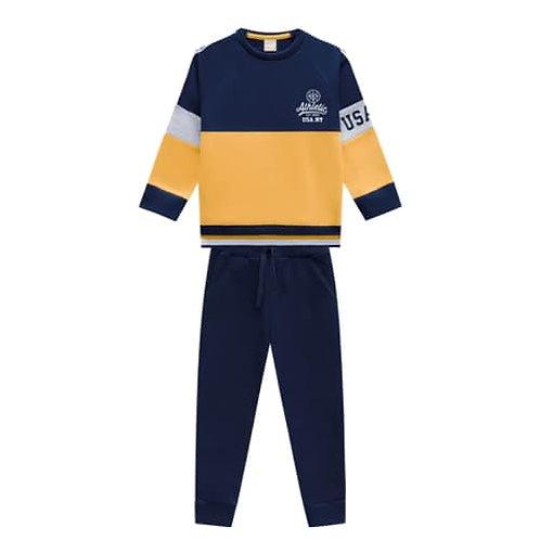 Conjunto Infantil Masculino - Athletic - Milon