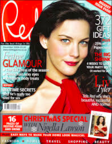 Features Editor, Red magazine