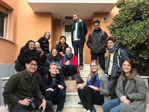 Studio 3 Cambridge visit Rafael Moneo