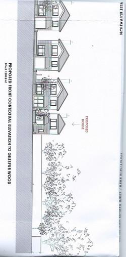 New House elevation 25 Giltspur