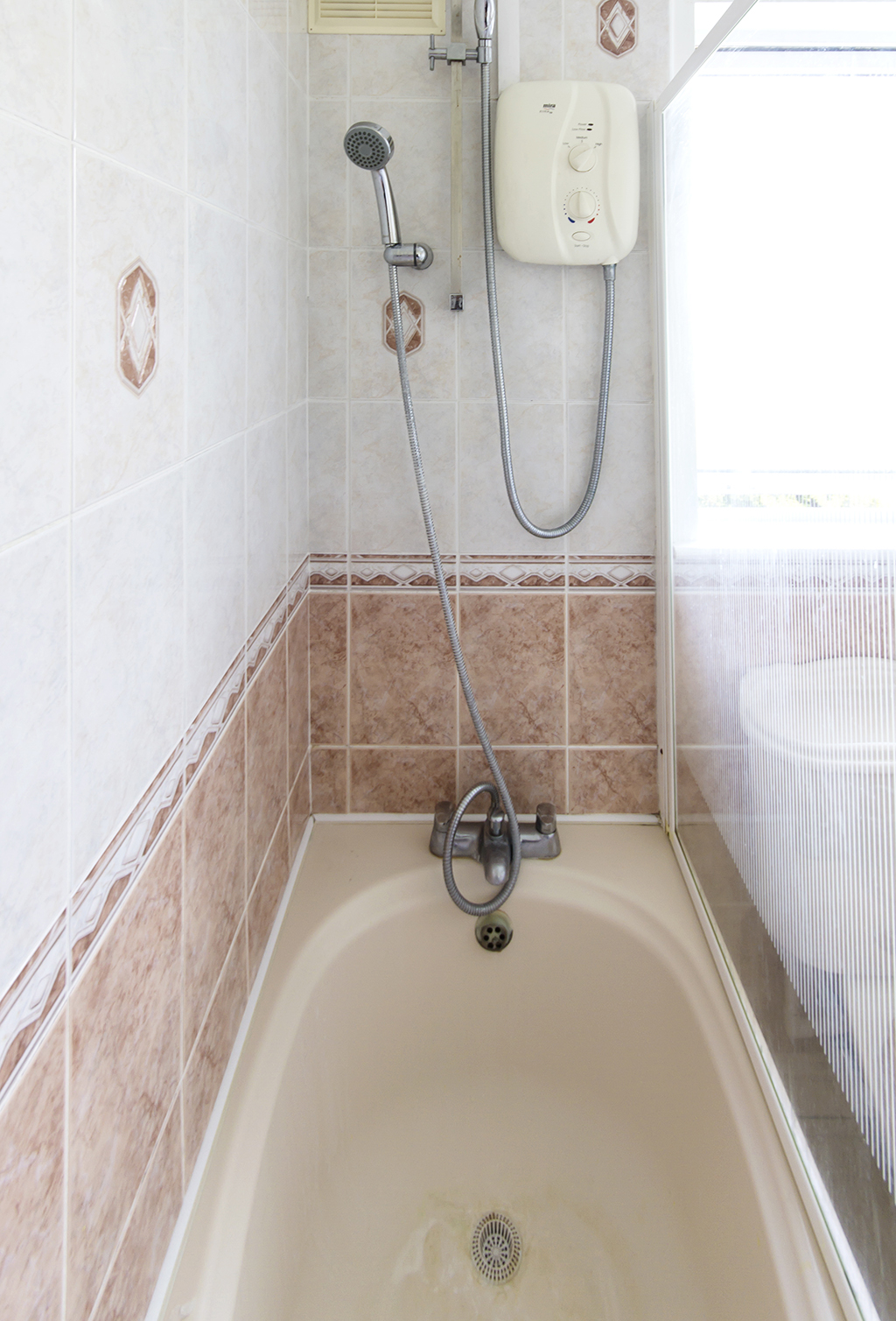 B Room Shower
