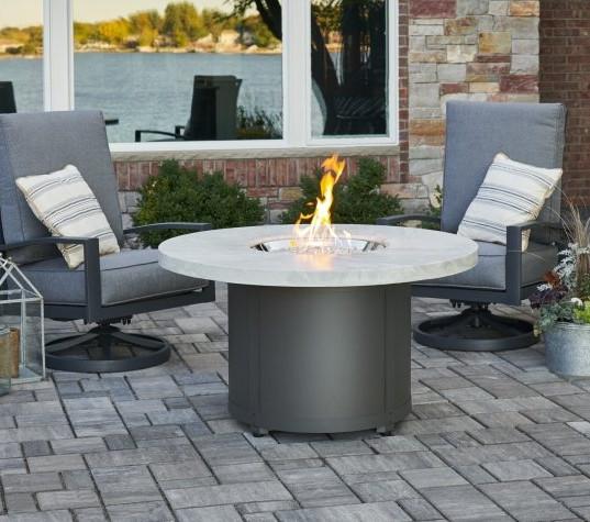 outdoor gas fire pit tables las vegas