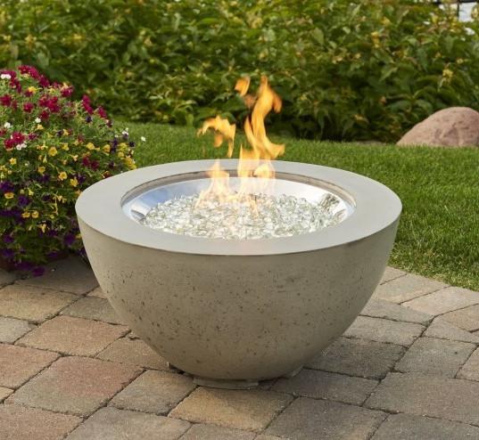 outdoor gas fire pit las vegas