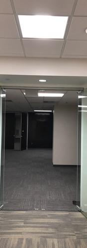 office glass doors