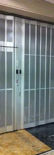 commercial door guard