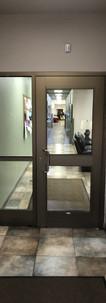 commercial door installation