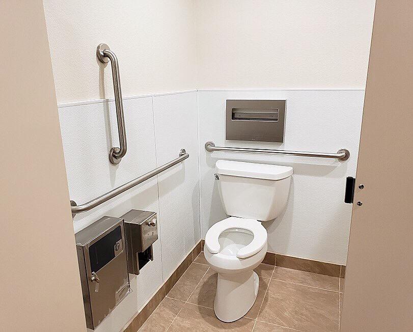 safety bars bathroom