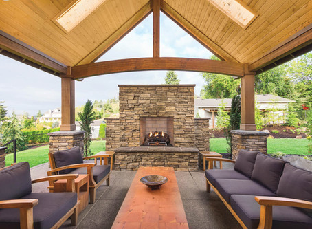 Items To Consider When Shopping For An Outdoor Fireplace in Las Vegas