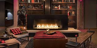 foundation series fireplace heat & glo h