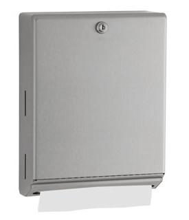 paper towel dispenser for commercial restroom