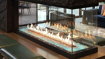 indoor gas fireplaces for sale