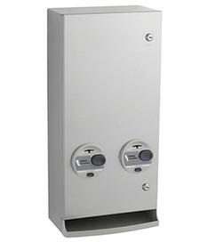 tampon dispenser for commercial restroom