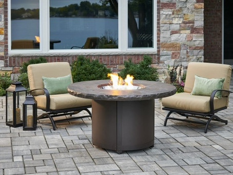Light Up Your Summer Nights With The Perfect Outdoor Fire Pit