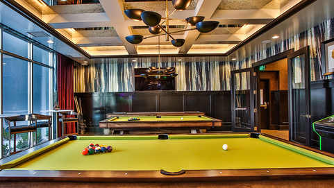 Custom Mirrors gameroom Las Vegas