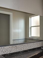 Custom Glass Bathroom Mirrors