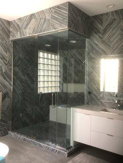 custom shower doors