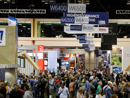Las Vegas Welcomes the 2020 International Builders' Show