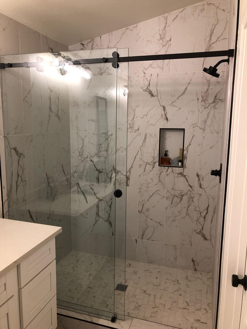 custom shower doors las vegas