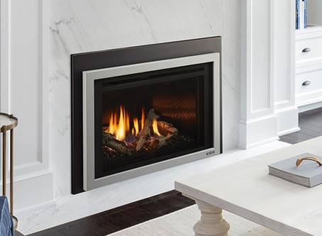 Cosmo Series Gas Fireplaces by Heat & Glo Available for Install in Las Vegas
