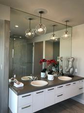 Glass Bathroom Mirrors