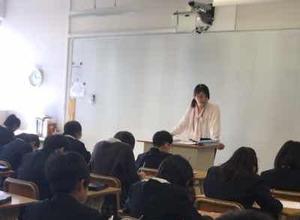 小学校で授業をしてきました。