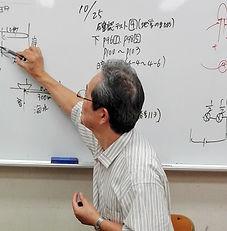 理科の高橋先生