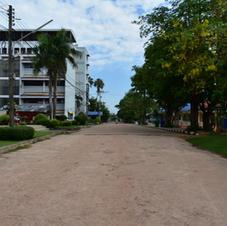 ถนนทางเข้า 1