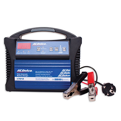 Battery Charger - 4 stage
