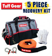 5pc Recovery Kit