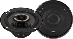 2 Way Coaxial Flush Mount Speakers