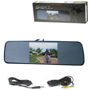 Gater Rear View Monitor