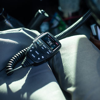 UHF and 2 way radios for cars, vans and trucks