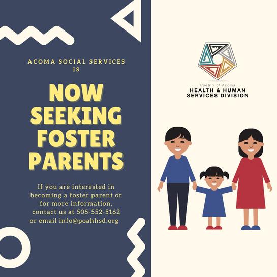 Foster Parent Recruitment