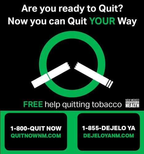 Quit Now Helpline