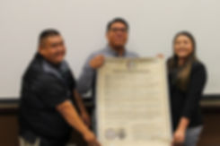 Acoma Suicide Prevention Proclamation
