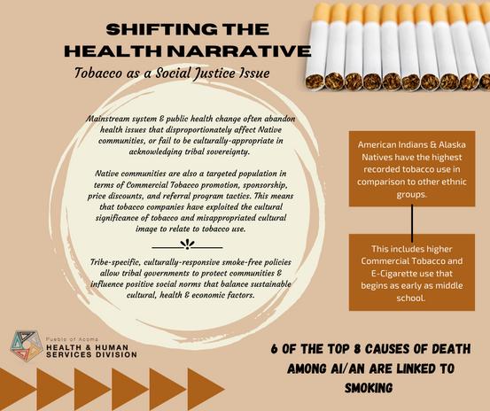 Shifting The Health Narrative