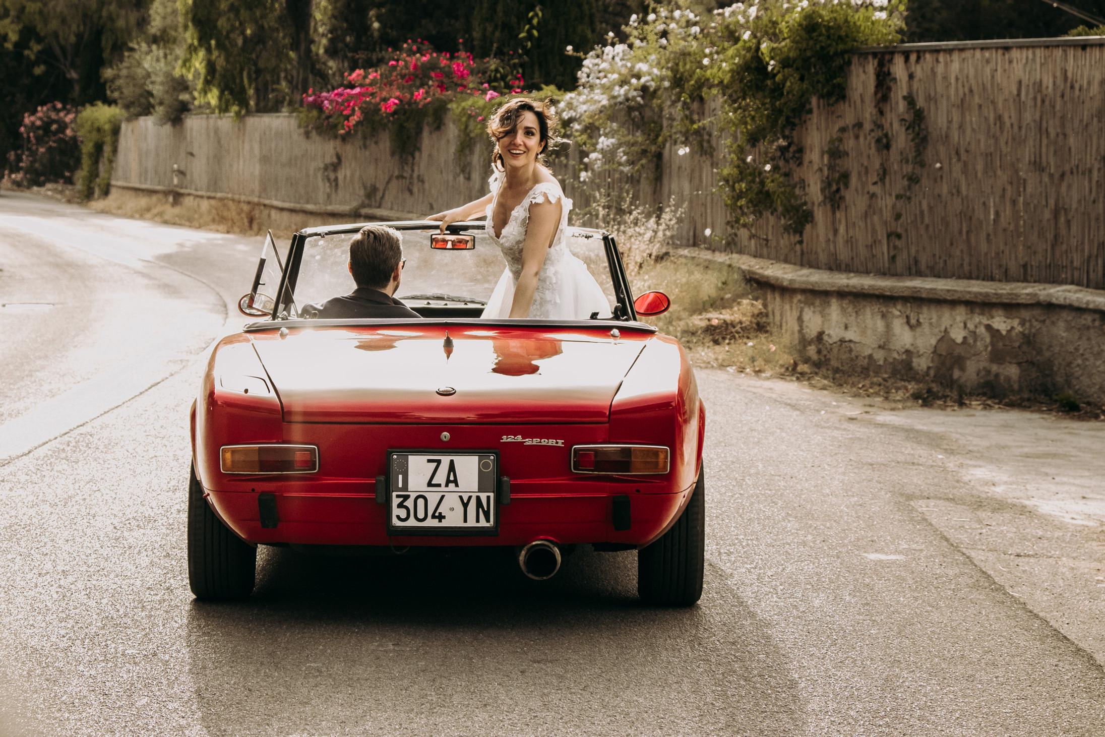 Marco e Francesca - Matrimonio Baglio Culluzia