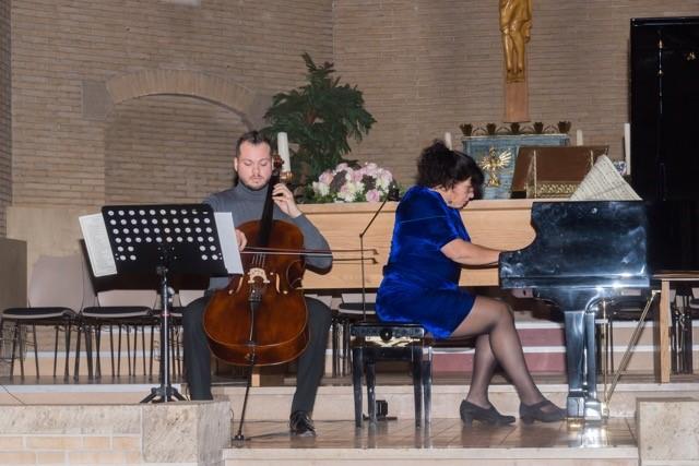 Eveline en Alberto