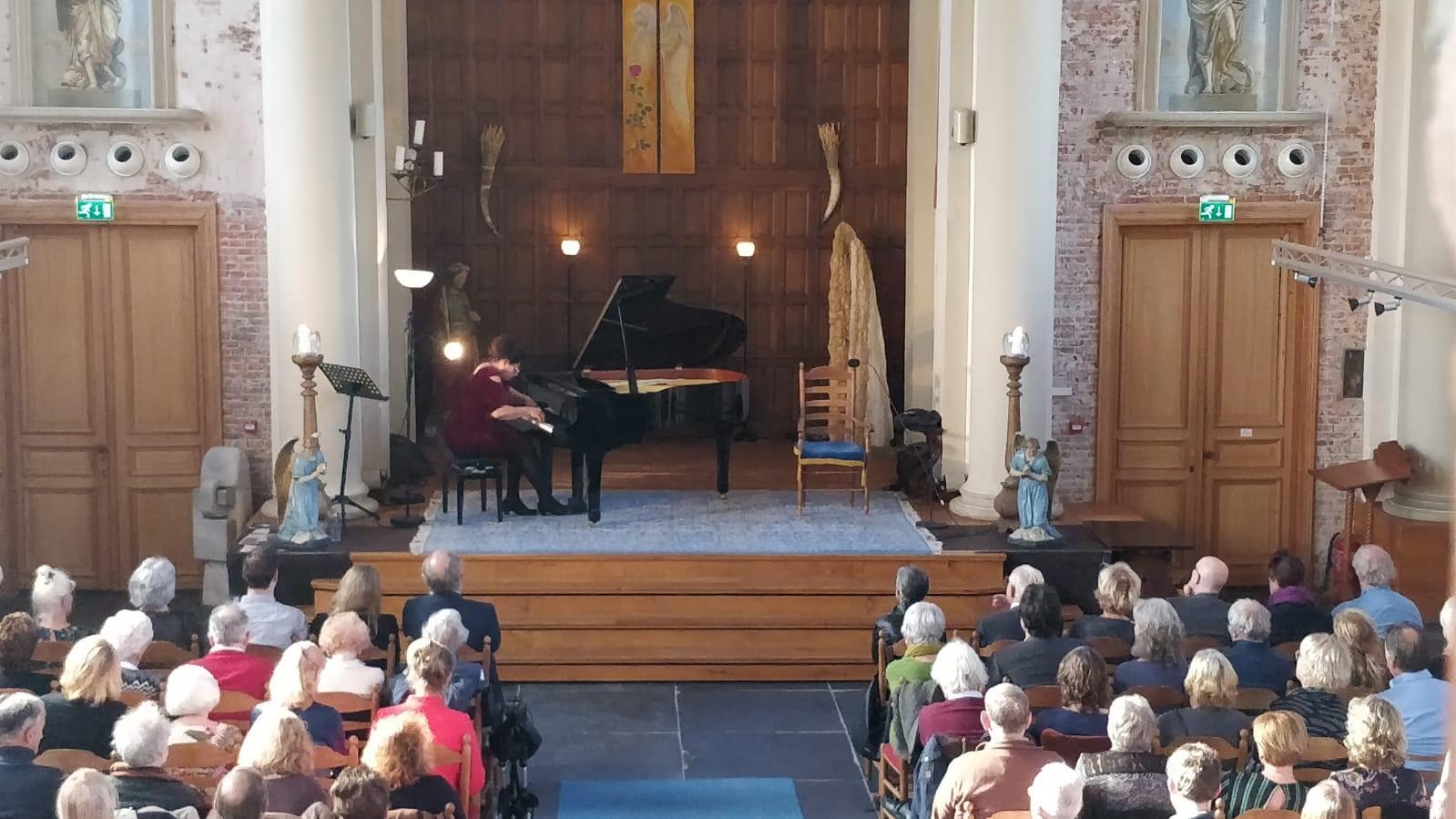 Concert Hodenpijl