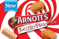 Arnotts Twisted Faves