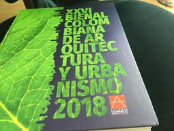Colegio San José en la bienal de arquitectura 2018