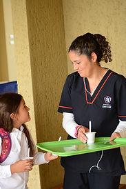 Nuestros colaboradores están para acompañar a nuestro alumnos en su experiencia escolar.