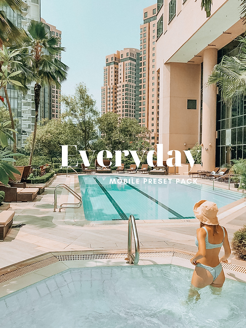 Everyday Mobile Preset Pack