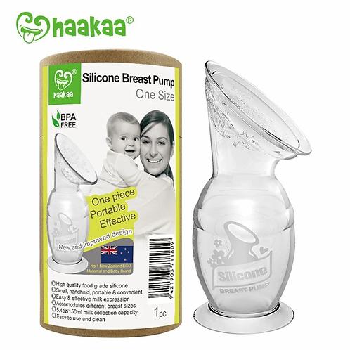 Haakaa Silicone Breast Pump - 150ml