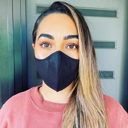 Luxury Silk Face Mask