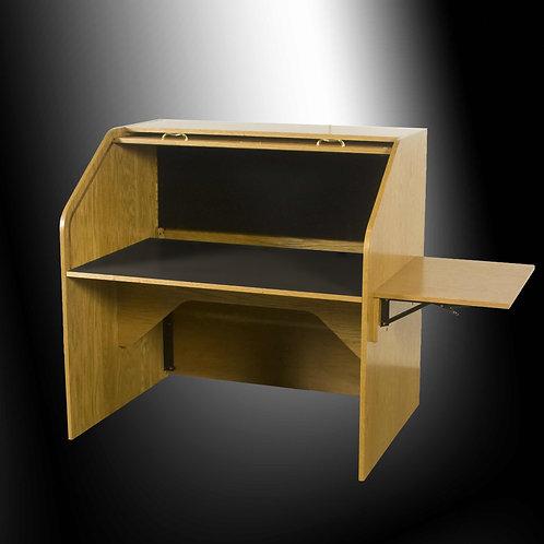 Folding Side Shelf Option