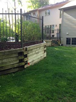 Weaver Lawn Fence